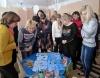 Відповідь на питання, як розвинути творчі здібності дітей, намагались знайти учасники засідання творчої групи «Чарівний світ прекрасного», яке відбулося 23 січня 2014 року в дошкільному навчальному закладі яслах-садку № 56 «Гусельки» м.Артемівська.
