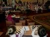 06 февраля 2014 г. на базе детского садика № 10 г.Артемовска прошел го-родской турнир по шашкам среди детей дошкольного возраста. В турнире приняло  12 команд по 3 участника (36 детей).