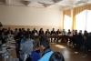В Артемовске состоялось выездное заседание областного молодежного совета