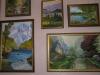 Выставка под названием «Детство глазами детей» открыта в Артемовском краеведческом музее и продлится до конца июня. Картины порадуют вас своей непосредственностью, нежностью и любовью к окружающему миру.