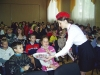 У міському Центрі дітей та юнацтва відбулася розважальна програма «Космічна подорож», присвячена Міжнародному дню захисту дітей для учнів Артемівської школи-інтернату №1.