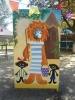За підсумками огляд-конкурсу «Сучасний ігровий майданчик» в дошкільному закладі №40 «Посмішка» міста Артемівська переможцем стала середня група «Казка»