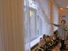 В детском саду № 47 «Алёнушка» прошла презентация мини-проекта «Радость творчества», проектом было предусмотрено:  заменить 5 деревянных окон на металлопластиковые, линолеум и приобрести новое аудиооборудование  в музыкальном зале.