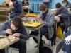 Відповідно до плану роботи відділу освіти, під час весняних канікул, на базі Артемівської школи-ліцею №11 відбувся міський конкурс «Майстер золоті руки».