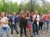 Теплим сонячним днем 3 травня у міському парку культури та відпочинку за підтримки відділу освіти Артемівської міської ради відбулось свято «Діти за мир на планеті», присвячене 70-річчю Перемоги.