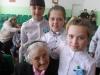Традиційно напередодні свята в Артемівському навчально-виховному комплексі №11 розпочалася «Вахта пам'яті» та акція «Ветеран живе поруч»