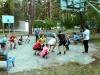 С 6 по 17 июля, в рамках областной программы «Оздоровление», спортсмены КДЮСШ №2, отделения дзюдо и сумо,  провели 12 незабываемых дней в сосновом лесу, в спортивном лагере «Лесная сказка».