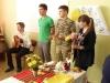 Напередодні першого в історії нашої країни Дня захисника України у Соледарській школі №13 було проведено низку заходів, присвячених цьому святу.