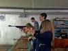 В тире ООШ № 18 15-16.10.2015 прошло першенство  посвященное Дню защитника среди по пулевой стрельбе из пневматического оружия среди учебных заведений и школ города.  В соревнованиях приняли  участие 101человек.