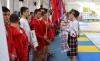 З 20 по 22 квітня в місті Бахмут Донецької області проходив Всеукраїнський турнір з боротьби самбо «Кубок України серед кадетів».