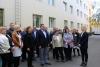 28 вересня 2018 року на території дитячого відділення Центральної районної лікарні міста Бахмут відбулася презентація ще одного проекту, який було  реалізовано у рамках програми «Бюджет участі» Бахмутської міської ради.