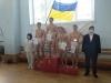 8 – 11 жовтня в м Вінниця  пройшли змагання Чемпіонату України з сумо серед юнаків та юніорів. Близько 500 спортсменів з 14 регіонів України боролися за чемпіонське звання.