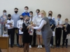 Начальник Управління освіти Наталя Дроздова  урочисто привітала гуртківців Бахмутського міського ЦТКЕ  та їхніх керівників, які стали переможцями Кубку Донецької області зі спортивного орієнтування «DonOrientChamp» серед учнівської молоді.