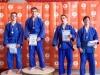 Бахмутські дзюдоїсти - чемпіони Донецької області  7 березня в м. Миколаївці пройшов відкритий чемпіонат Донецької області з дзюдо, в трьох вікових категоріях, юніори та юніорки до 21 року, юнаки та дівчата до 16 років, та до 13 років