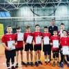 Юнацька команда Ю-12 також стала переможцем Чемпіонату Донецької області з волейболу серед юнакiв 12 років і молодше