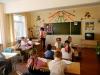 15 жовтня 2014р. у 4 класі Соледарської загальноосвітньої школи І-ІІІ ступенів №14, у рамках Тижня початкових класів було проведено відкритий урок з читання за темою «Моя країна – Україна, вона для мене одна єдина».